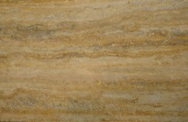 Giallo vein cut travertine
